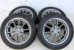 """Колёса с шинами Honda R17! Оригинал! (№ 72137). 7.0x17"""" 5x114.30 ET55"""