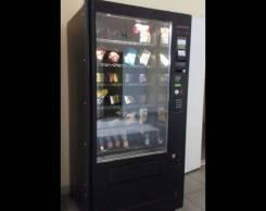 Снековый автомат с местом, готовый бизнес