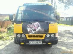 Kia Combi. Продаётся автобус Киа Комби АМ825-А, 4 000куб. см., 20 мест