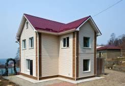 Дом в районе Золотарей. р-н Приморский край, площадь дома 148кв.м., скважина, электричество 20 кВт, отопление твердотопливное, от частного лица (соб...