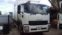 Isuzu. Продам грузовой изотермический фургон 2013 года., 7 790куб. см., 10 800кг.