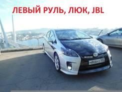 Toyota Prius. автомат, передний, 1.8 (99л.с.), бензин, 89 000тыс. км