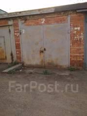 Гаражи капитальные. улица Овчинникова 26, р-н Столетие, 18кв.м., электричество, подвал. Вид снаружи