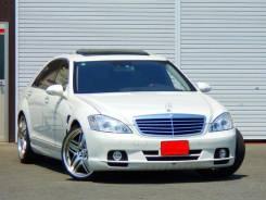 Mercedes-Benz. автомат, задний, 5.5 (387л.с.), бензин, б/п, нет птс. Под заказ