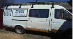 ГАЗ 3221. Продается в рабочем состоянии 1997г, 2 400куб. см., 7 мест