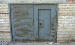 Гаражи капитальные. улица Сафонова 11, р-н Борисенко, 23кв.м., электричество. Вид снаружи