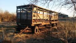 Январец. Тракторная телега, 10 000кг.