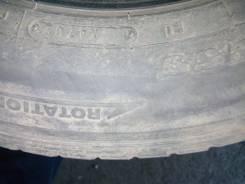 Dunlop Grandtrek SJ5. Зимние, без шипов, 2002 год, износ: 80%, 3 шт