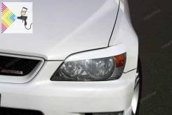 Накладка на фару. Lexus IS200 Toyota Altezza, GXE10, SXE10 Двигатели: 1GFE, 3SGE