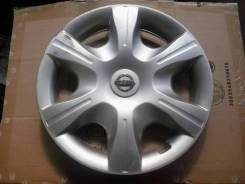 """Колпак Nissan Tiida, Оригинальный, R15. Диаметр 15"""""""", 1шт"""