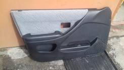 Обшивка двери. Toyota Corsa, EL41, NL40, EL43, EL45 Toyota Tercel, EL41, NL40, EL42, EL43, EL45 Двигатели: 1NT, 4EFE, 5EFE, 5EFHE, 3EE