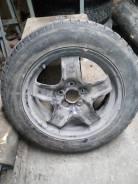 Колёса Toyo 205/55R16 на штампованных дисках(Опель Астра).