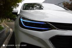 Фары (Тюнинг Комплект) . Chevrolet Cruze 2016 - Н. В.