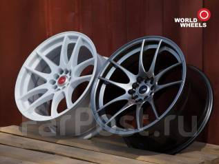 Work Emotion CR-KAI. 8.5/9.5x18, 5x100.00, 5x114.30, ET35/30