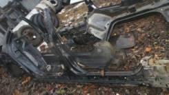 Порог со стойкой правый MERCEDES-BENZ S-CLASS седан (W220) [1998.10 - 2005.8]