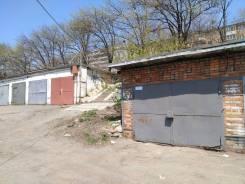 Гаражи капитальные. улица Сахалинская 17, р-н Тихая, 26кв.м., электричество, подвал. Вид снаружи