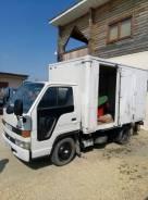 Isuzu Elf. Продам грузовик Isuzu elf, в хорошем техническом состоянии., 2 000куб. см., 2 500кг.
