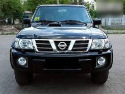 Nissan Patrol. Y61, TB45