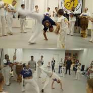 Капоэйра для детей(Capoeira Rabo de Arraia)