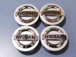 """Колпачки диска ЦО (заглушка диска) центрального отверстия Nissan 60мм. Диаметр 16"""""""", 4шт"""