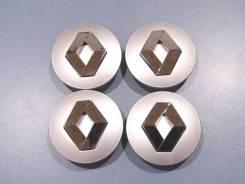 """Колпачки диска ЦО (заглушка диска) центрального отверстия Renault 57мм. Диаметр 15"""""""", 4шт"""