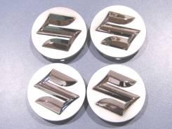"""Колпачки диска ЦО (заглушка диска) центрального отверстия Suzuki 54мм. Диаметр 15"""""""", 4шт"""