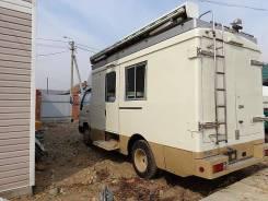 Toyota Dyna. Продаю дом на колесах, 4 wd, мостовой, ресорный, в наличии, 4 214куб. см.