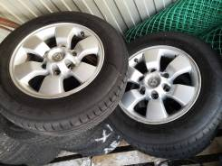 """Колеса всесезонные R16 Toyota. 6.5x16"""" 6x139.70 ET29"""