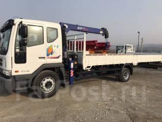 Daewoo. Novus 7 тонн с КМУ DongYang 814 - 2018 ГОД, 5 900куб. см., 4x2