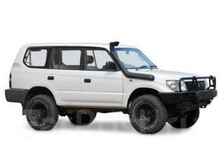Шноркель. Toyota Land Cruiser Prado Двигатели: 1KZTE, 5VZFE