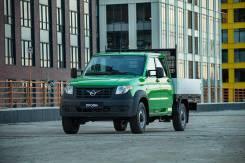 УАЗ Профи. Продается новый с двухрядной кабиной в Красноярске, 2 693куб. см., 1 320кг., 4x2