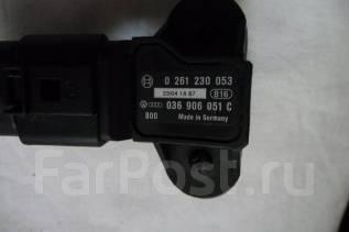 Датчик вакуумного усилителя тормозов. Volkswagen Touareg, 7L6, 7LA