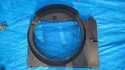 Дефлектор радиатора. Chevrolet TrailBlazer, GMT360 Двигатель LL8