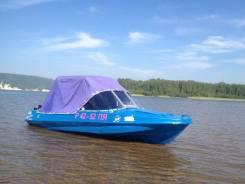 Обь-М. Год: 2012 год, длина 4,20м., двигатель подвесной, 30,00л.с., бензин