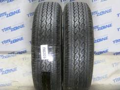Bridgestone V600. Летние, 2014 год, износ: 5%, 2 шт