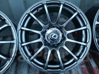 Advan Racing RS. 8.0x17, 6x139.70, ET20