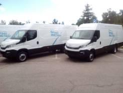 Iveco Daily. 50C15V цельнометалиский фургон, 3 000куб. см., 3 000кг., 4x2