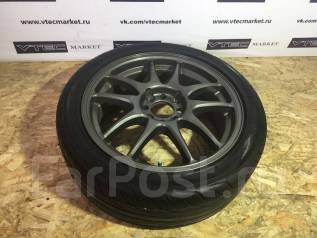 "Work Emotion CR-KAI. 7.0x17"", 4x114.30, ET47, ЦО 73,3 мм."