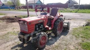 Yanmar YM1610D. Продаётся мини трактор