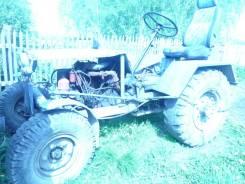 Самодельная модель. Трактор лучше китая, 25 л.с.