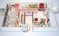 Проектирование пожарной сигнализации, системы видеонаблюдения.