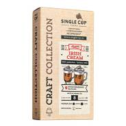 Кофе капсулы SINGLE CUP IRISH CREAM 1уп х 10 капсул