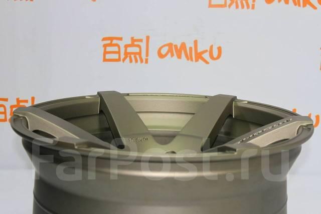 """Shogun. 9.5x18"""", 5x114.30, ET20, ЦО 73,1мм. Под заказ"""