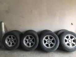 """Продам колеса, диски плюс резина bridgestone, сверловка прадоса. x17"""""""