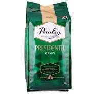 Кофе PAULIG PRESIDENTTI TUMMA KAHVI 1кг зерно