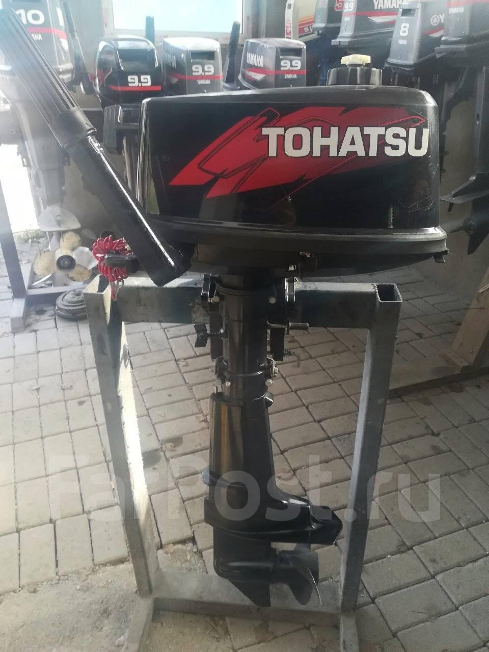 Рейтинг подвесных лодочных моторов до 10 л.с