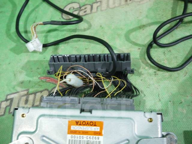 Контроллер пневмоподвески AERO Rspec Celsior UCF31 [Cartune] 8027. Toyota Celsior, UCF30, UCF31 Двигатель 3UZFE
