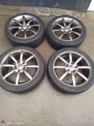 "Комплект колес Hinodex Stern R 17 + резина 215/45. 7.0x17"" 5x114.30 ET38 ЦО 66,1мм."