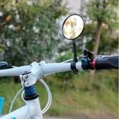 Зеркало велосипедное