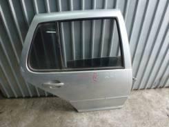 Дверь задняя правая Volkswagen Golf 4